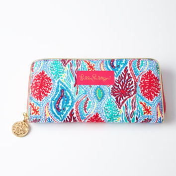 Lilly Pulitzer Minnow Change-It-Up Wallet