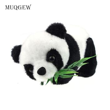 MUQGEW  Christmas Gift Baby Kid Cute Soft Stuffed Panda Soft Animal Doll Toy Plush Toys Cute Glowing Teddy Bear Panda Stuffed