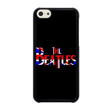 THE BEATLES NEW DESIGN BRITISH iPhone 5C Case
