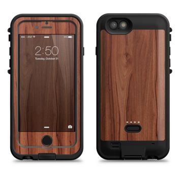 The Smooth-Grained Wooden Plank  iPhone 6/6s Plus LifeProof Fre POWER Case Skin Kit