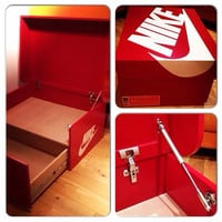 NIKE Sneaker Box Shoe Storage