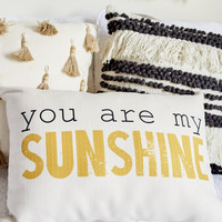 You Are My Sunshine Pillow - Pillows - Gifts/Home Decor