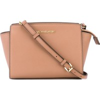 Michael Michael Kors Medium 'selma' Crossbody Bag - Tessabit - Farfetch.com