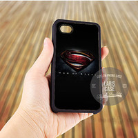 Man Of Steel, Superman 2013 case for iPhone 5,5s,5c,4,4s,6,6+/iPod 4th 5th/Samsung Galaxy S3,S4,S5/Note 2,3/HTC One/LG Nexus