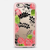 Roses all-over by  GosiaandHelena iPhone 6s case by GosiaandHelena | Casetify