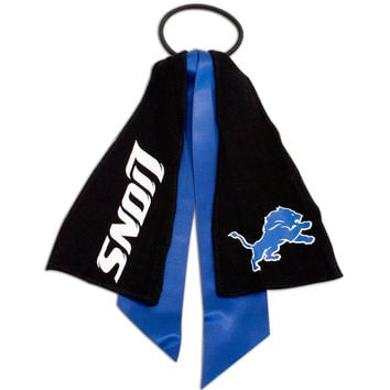 Detroit Lions NFL Ponytail Holder