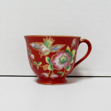Vintage China Demitasse Cup, Made in Occupied Japan