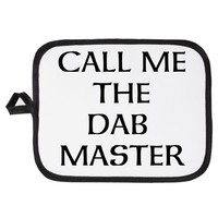 THE DAB MASTER Potholder> THE DAB MASTER> 420 Gear Stop