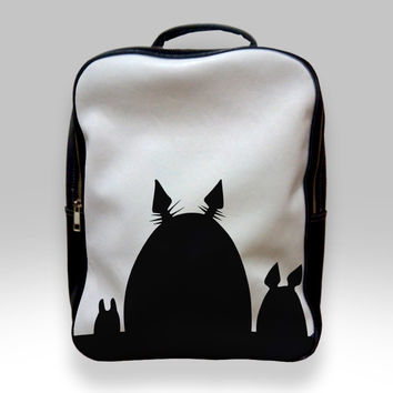Backpack for Student - My Neighbour Totoro Bags