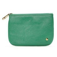 Stephanie Johnson Malibu Medium Flat Pouch, Lime, 1 ea from Beauty.com | Beso.com