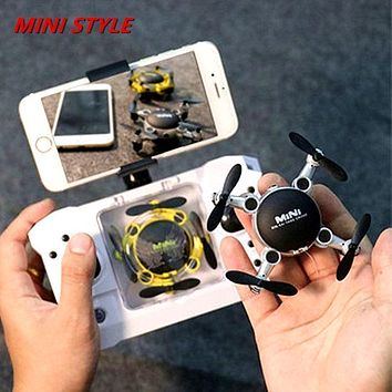 Mini Folding Remote Control Helicopter Mode Drone RTF Without Camera 2.4G 4CH Quadcopter Helicopter Drone Funny Toys KY901