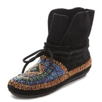 House of Harlow 1960 Madison Beaded Moccasins | SHOPBOP