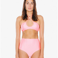 High-Waist Bikini Bottom | American Apparel