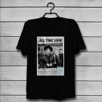 All Time Low Custom T-Shirt Tank Top Men and Woman