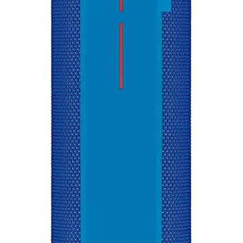 UE MEGABOOM Wireless Bluetooth Speaker, Electric Blue (Certified Refurbished)