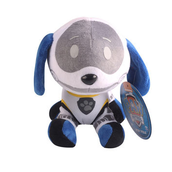 New Arrival 20cm Anime Puppy Patrol Dog Plush Toys Canine Patrol Dog Plush Stuffed Toys Doll Patrulla Canina Juguetes for Kids