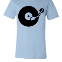 Turntable DJ 5 - Unisex T-shirt