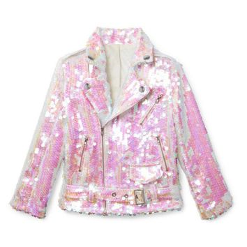 PHOENIX SEQUIN JACKET
