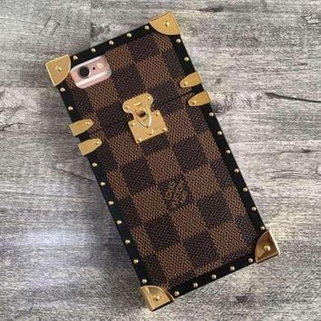 LV 2017 Hot ! iPhone X iPhone 8 iPhone 8 Plus - Popular Fashionable On Sale Hot Deal Matte Couple Phone Case For iphone 6 6s 6plus 6s plus iPhone 7 iPhone 7 plus I