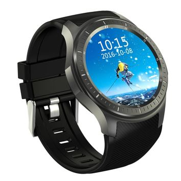 DM368 Wireless Bluetooth 4.0 Intelligent Smart Watch Anti-Lost Finder 1.39 Inch LCD Display Quad Core 1.3Ghz Smart Watch