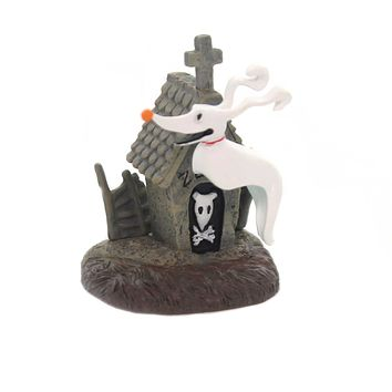 Department 56 Accessory ZERO & HIS DOG HOUSE Nightmare Before Christmas 6001203
