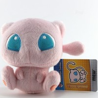 Pokemon Plush Mew Doll Around 15cm 6""