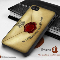 Harry Potter Envelope for iPhone 4/4S, iPhone 5/5S, iPhone 6, iPod 4, iPod 5, Samsung Galaxy Note 3, Galaxy Note 4, Galaxy S3, Galaxy S4, Galaxy S5, Galaxy S6, Phone Case