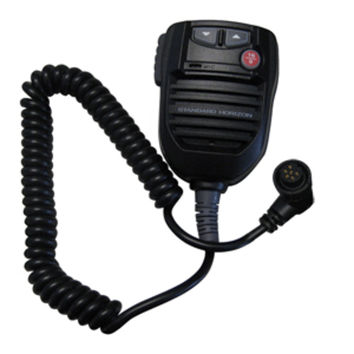 Standard Horizon Replacement VHF MIC f/GX5500S & GX5500SM - Black
