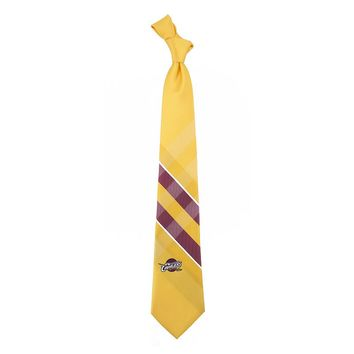 Cleveland Cavaliers Grid Tie, Size: One