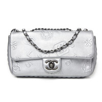 Chanel Leather Lucky Charms Bag