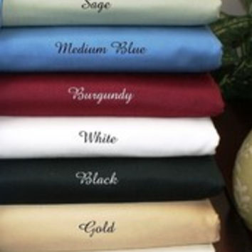 5 SIZES-600TC Solid Egyptian Cotton Bed Sheet Sets Color: Tan Size: Full