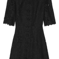 Dolce & Gabbana - Lace mini dress
