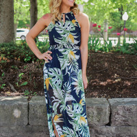 Day in Paradise Maxi Dress