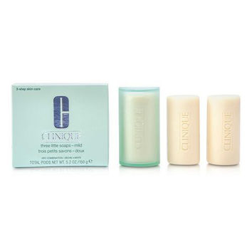 Clinique 3 Little Soap - Mild--135ml-4.5oz