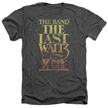 The Band The Last Waltz Adult Premium T-Shirt