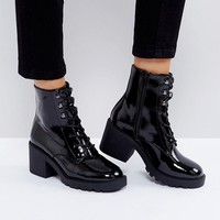 ASOS RORY Lace Up Boots at asos.com