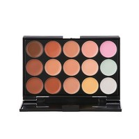 Professional 15 Colors Makeup Warm Eyeshadow Palette Gift
