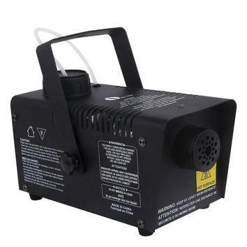 Hot Sale, Fog Machine For Stage Show , Home Party and Christmas, AC120V 60Hz 400W (Size: 120V, Color: Black) = 1946082052