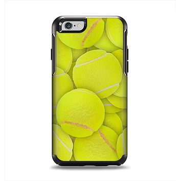 The Tennis Ball Overlay Apple iPhone 6 Otterbox Symmetry Case Skin Set