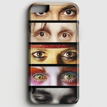 Johnny Depp iPhone 6 Plus/6S Plus Case | casescraft