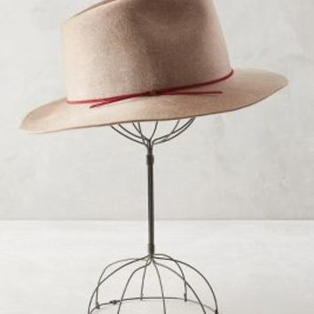 Eugenia Kim Everett Rancher in Light Grey Size: One Size Hats