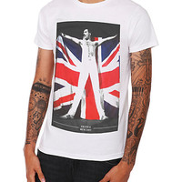 Queen Freddie Flag Slim-Fit T-Shirt | Hot Topic