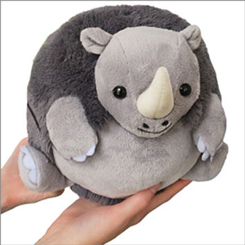 Limited Mini Squishable Javan Rhino
