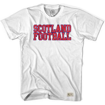 Scotland Football Country T-shirt