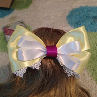 Jane Porter Inspired Disney Bow by JordansBowtique on Etsy