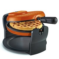 Bella Housewares | Breakfast Collection Rotating Waffle Maker in Waffle Irons and Countertop Electrics and kitchen appliances, colorful appliances, toasters, juicers, blenders
