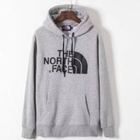 The North Face Fashion Hooded Long Sleeve Top Sweater Pullover Hoodie Sweatshirt
