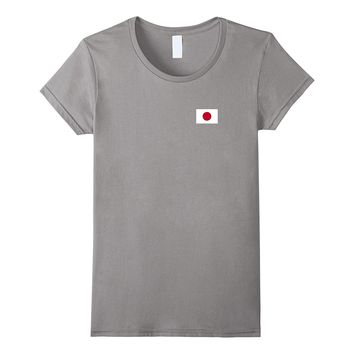 Japan Flag T-Shirt (Japanese Flag)