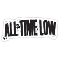 All Time Low (BLACK LOGO)
