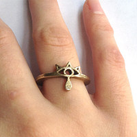 The Legend of Zelda Sheikah Ring - PREORDER